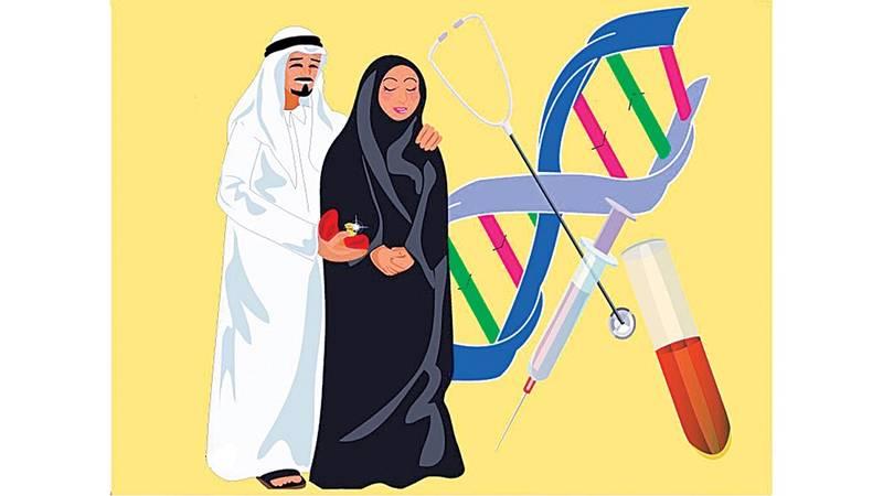فحوص ما قبل الزواج ضرورة حيوية للشباب صحيفة الخليج