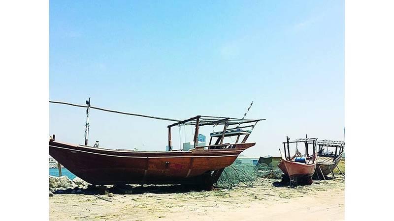 بناء السفن صنعة وفن وحياة ملحق الصائم ملاحق الخليج