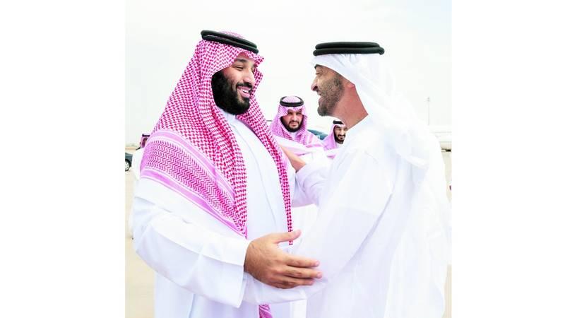 الإمارات والسعودية علاقات متجذ رة في الوجدان والتاريخ صحيفة الخليج