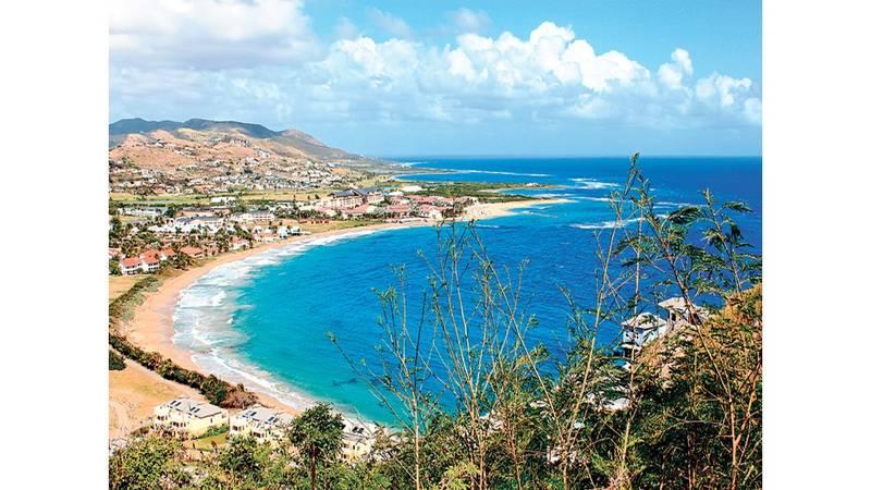 """سانت كيتس ونيفيس"""" . . رفاهية الحياة تحت سماء الكاريبي   صحيفة الخليج"""