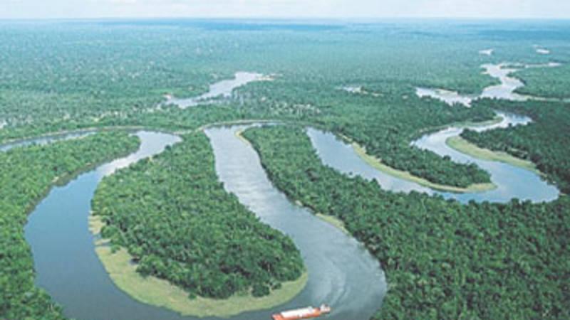 ريو حمزة نهر أسطوري في مكان خيالي ملحق استراحة الجمعة ملاحق الخليج