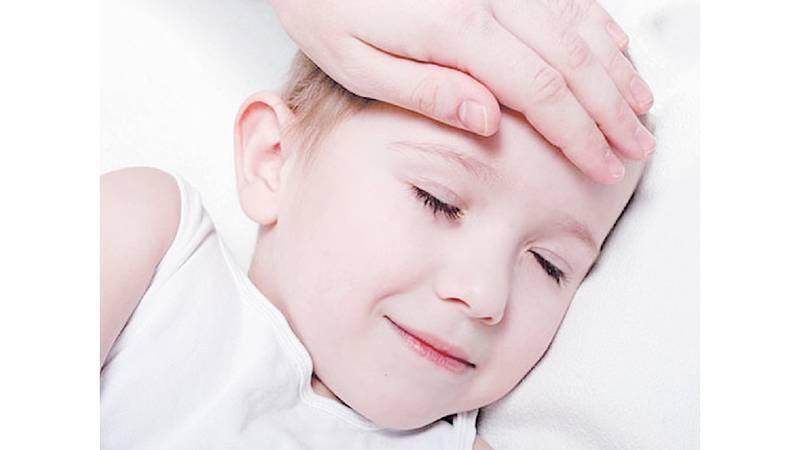 حمى الأطفال تهدد بتلف أدمغتهم صحيفة الخليج
