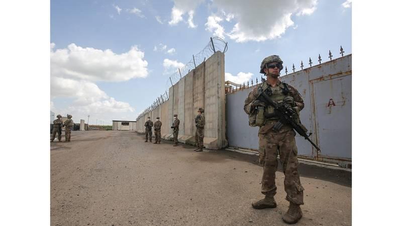 قوات التحالف تنسحب من قاعدة «كي وان» في كركوك | صحيفة الخليج