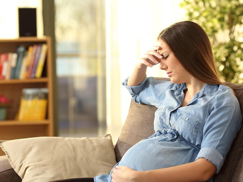 اكتئاب الحمل يضر الأم والجنين صحيفة الخليج
