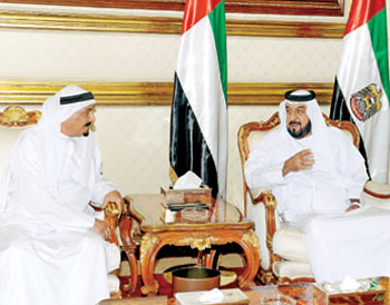 تلقى دعوة القذافي لحضور القمة 103686.jpg