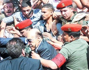 23 مرشحاً للانتخابات الرئاسية المصرية