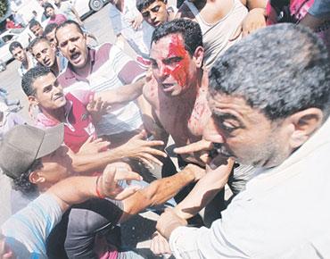 """مصر: """"مليونية 24 أغسطس""""تطالب بحل """"الإخوان"""""""