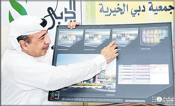 دبي الخيرية تطلق حملتها الرمضانية